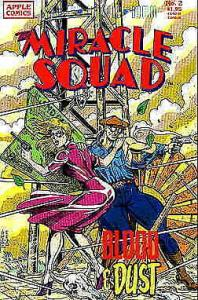 Miracle Squad, The: Blood and Dust #2 VF/NM; Apple | save on shipping - details