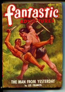 Fantastic Adventures-Pulps-10/14/1939-Lee Francis-Enoch Sharp
