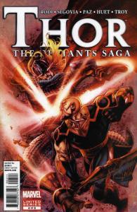 Thor: The Deviants Saga #4 VF/NM; Marvel | save on shipping - details inside