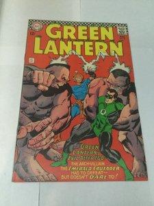 Green Lantern 51 Vf Very Fine 8.0 DC Comics