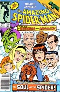 Amazing Spider-Man #274 (ungraded) stock photo