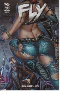 Fly (Zenescope) #3A VF/NM; Zenescope | save on shipping - details inside