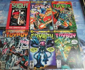 Hero Books from the 1980s! 175+ books! Truman, Chakyin, Baron, Badger, Dixon!