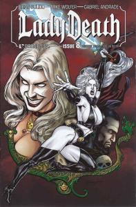 Lady Death (Boundless) #8C VF/NM; Boundless | save on shipping - details inside