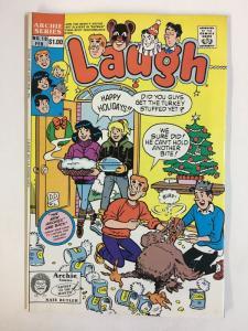 LAUGH (1987)19 VF-NM Feb 1990 Feb 1990 COMICS BOOK