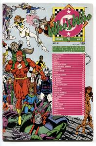 Who's Who Update Vol. 2 1987 First appearance Cheetah (Barbara Minerva) in DC