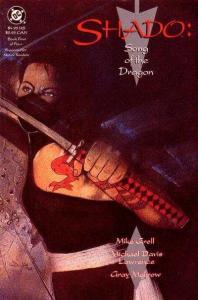 Shado: Song of the Dragon #4, NM (Stock photo)