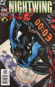 Nightwing #92 VF/NM; DC | save on shipping - details inside