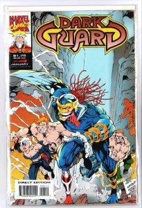 Dark Guard (UK) #4 (1994)