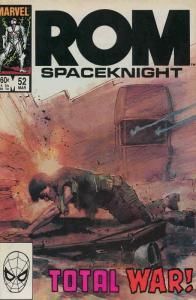 Rom #52 FN; Marvel | save on shipping - details inside