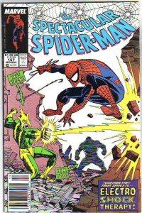 Spider-Man, Peter Parker Spectacular #157 (Dec-89) VF+ High-Grade Spider-Man