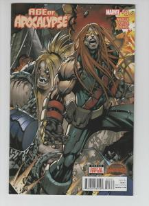 AGE OF APOCALYPSE (2015 MARVEL) #3
