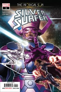 Silver Surfer Prodigal Sun #1 (Marvel, 2019) NM