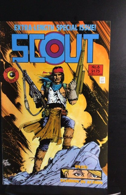Scout #6 (1986)