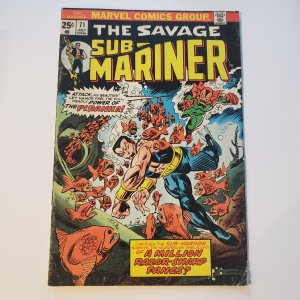 Sub Mariner #71