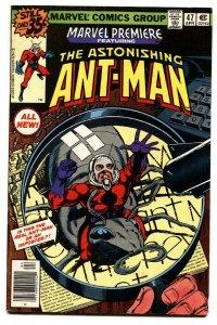 Marvel Premiere #47 First Scott Lang Ant-Man MCU Marvel-Nice Copy-vf