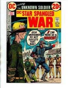 Star Spangled War Stories #165 - Nazi Cover - 1972 - (-VF)