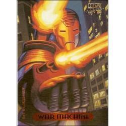 1994 Marvel Masterpieces Series 3 - WAR MACHINE #133