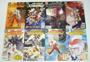 Adam Strange v2 #1-8 VF/NM complete series ANDY DIGGLE pascal ferry 2004 DC set