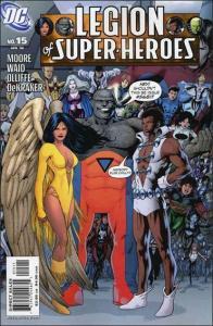 DC THE LEGION OF SUPER-HEROES (2005 Series) #15 NM