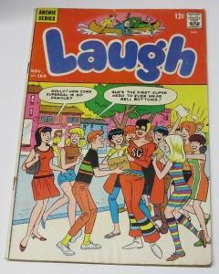 LAUGH (1946-1987)188 VG Nov. 1968