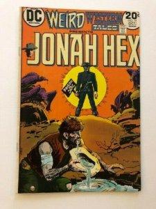 DC Weird Western Tales~JONAH HEX #19 Oct 1973 FINE (A166)