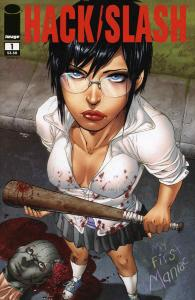 Hack/Slash: My First Maniac #1A FN; Image | save on shipping - details inside