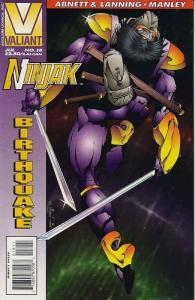 Ninjak #18 FN; Valiant | save on shipping - details inside