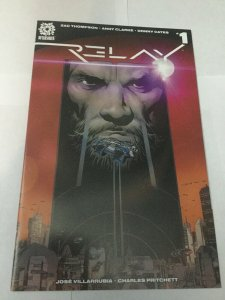 Relay 1 Nm Near Mint Aftershock