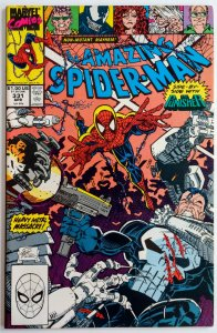 The Amazing Spider-Man #331 (FN)(1990)