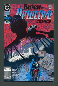 Detective Comics #618 / 9.2 NM-   July 1990