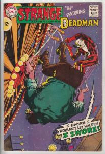Strange Adventures #209 (Feb-68) VF/NM High-Grade Deadman
