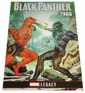 Marvel Legacy Black Panther #166 Folded Promo Poster (24 x 36) - New!