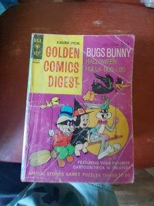 Golden Comics Digest #26 1972