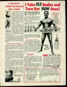 Stag Pulp Magazine September 1967 - 50 most fantastic prison breaks FN