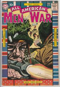All-American Men of War #80 (Aug-60) FN+ Mid-High-Grade