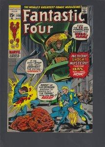Fantastic Four #108 (1971)