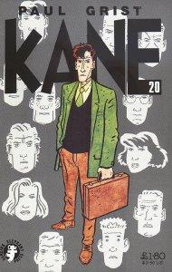 KANE (1993 Series) #20 Near Mint Comics Book