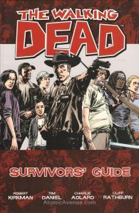 Walking Dead Survivors' Guide, The TPB #1 (2nd) VF/NM; Image | save on shipping