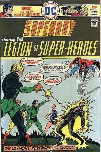 Superboy (1949 series) #211, Fine (Stock photo)