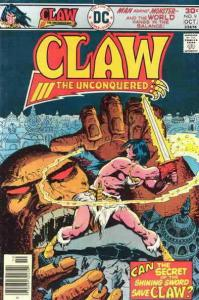 Claw the Unconquered #9 FN; DC   save on shipping - details inside