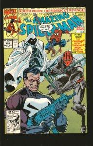Marvel Comics The Amazing Spider-Man Vol 1 No 355 December 1991