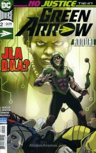 Green Arrow (6th Series) Annual #2 VF/NM; DC | save on shipping - details inside