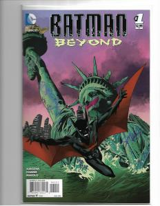 Batman Beyond 1 NM 2015 Retailer Variant