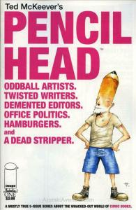 Pencil Head #1 FN; Image   save on shipping - details inside
