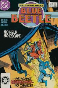 Blue Beetle (3rd Series) #20 FN; DC | save on shipping - details inside