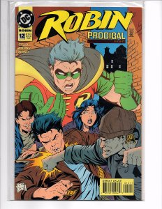 DC Comics Robin (2000) #12 Batman [Dick Grayson] KGBeast Chuck Dixon Story
