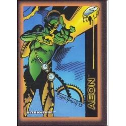 1993 Skybox Ultraverse: Series 1 AEON #46