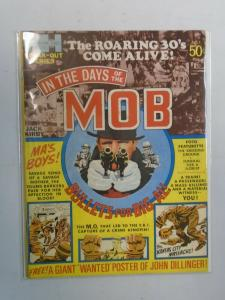 In the Days of the Mob #1 by Jack Kirby (1971) 5.0/VG/FN