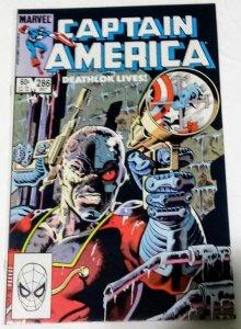 Captain America #286 (VF/NM) 1983 Marvel ID#38L